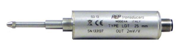 LDT/25mm, Wegaufnehmer 25mm