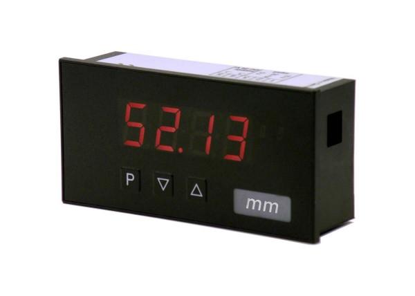 M1 Anzeige für Schaltafeleinbau, Normignaleingang, 230VAC