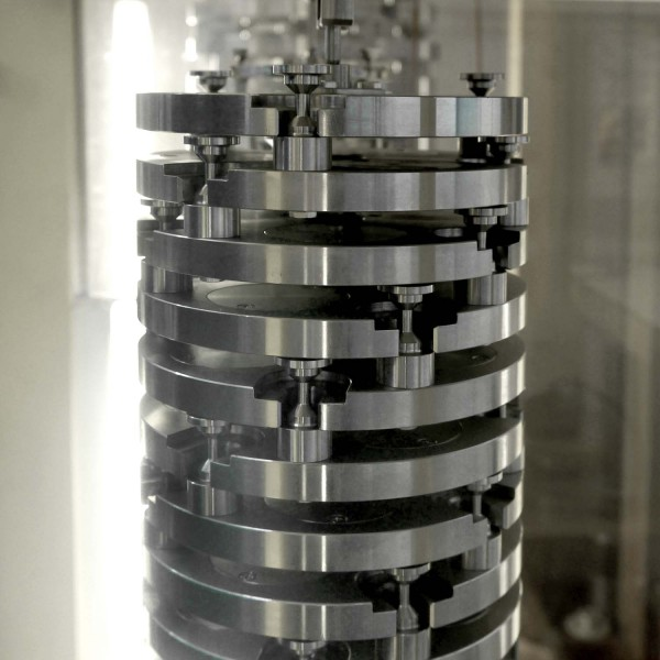 ISO 376 Kalibrierung 1KN...200kN Druck